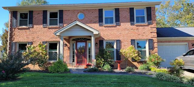 719 Isaac Shelby Circle, Frankfort, KY 40601 (MLS #20122801) :: Nick Ratliff Realty Team
