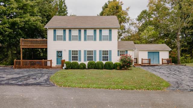 350 Dockview Rd. Road, Monticello, KY 42633 (MLS #20122921) :: Nick Ratliff Realty Team