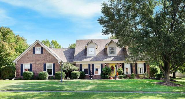 438 Lynnway Drive, Winchester, KY 40391 (MLS #20122931) :: The Lane Team