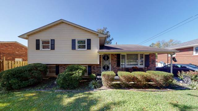 336 Carolina Avenue, Winchester, KY 40391 (MLS #20122950) :: The Lane Team