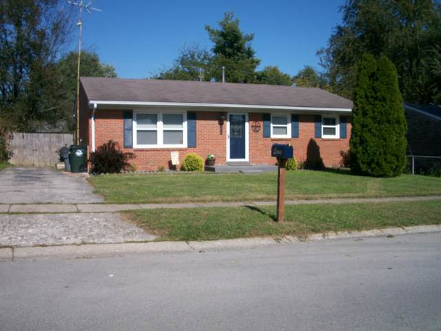 780 Nancy Street, Versailles, KY 40383 (MLS #20122975) :: The Lane Team