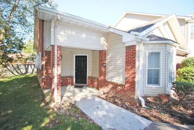 1625 Nicholasville Road #705, Lexington, KY 40503 (MLS #20123078) :: Robin Jones Group
