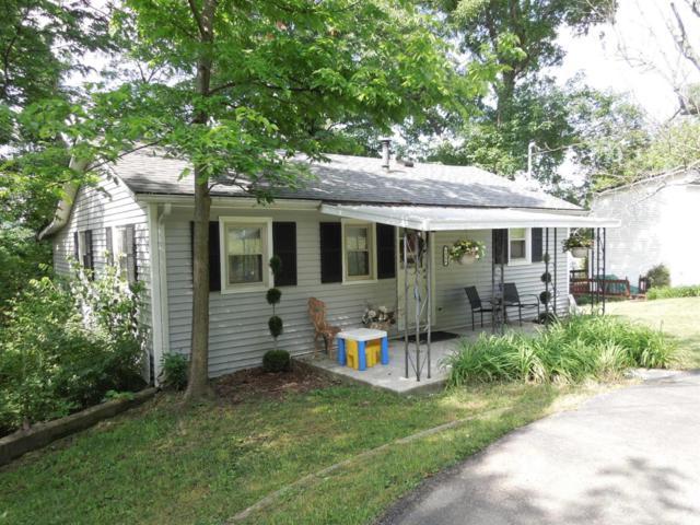 1566 Paradise Camp Road, Harrodsburg, KY 40330 (MLS #1715140) :: Nick Ratliff Realty Team