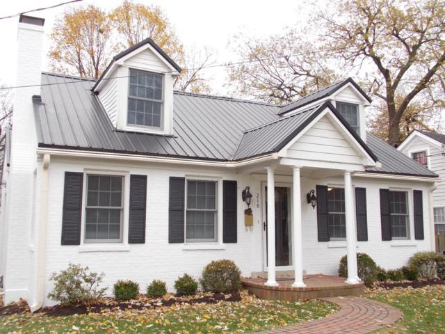 216 Bassett Avenue, Lexington, KY 40502 (MLS #1725144) :: Sarahsold Inc.