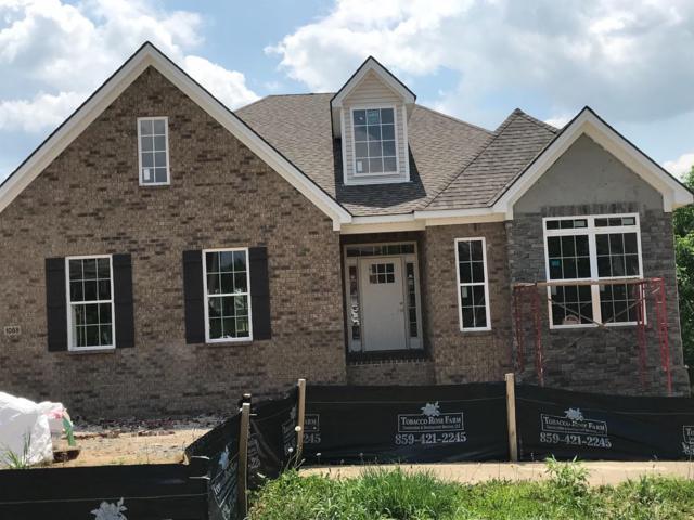 1088 Cedar Ridge Lane, Versailles, KY 40383 (MLS #1801237) :: Gentry-Jackson & Associates