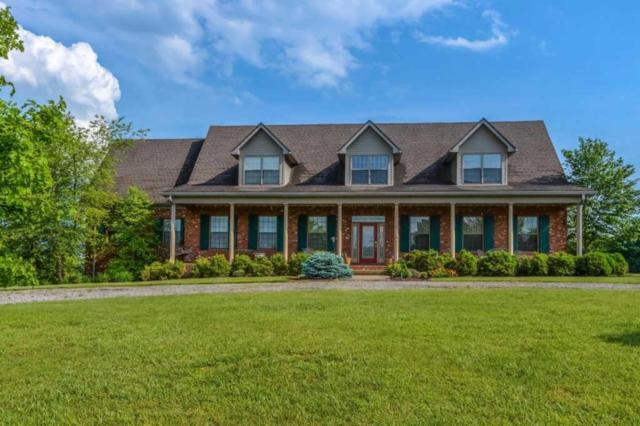 1323 Pea Ridge Road, Frankfort, KY 40601 (MLS #1808194) :: The Lane Team