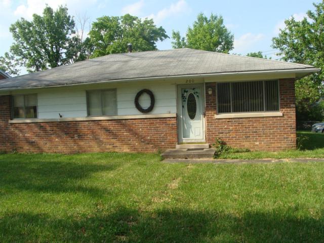 200 W Robinson, Winchester, KY 40391 (MLS #1809472) :: Gentry-Jackson & Associates