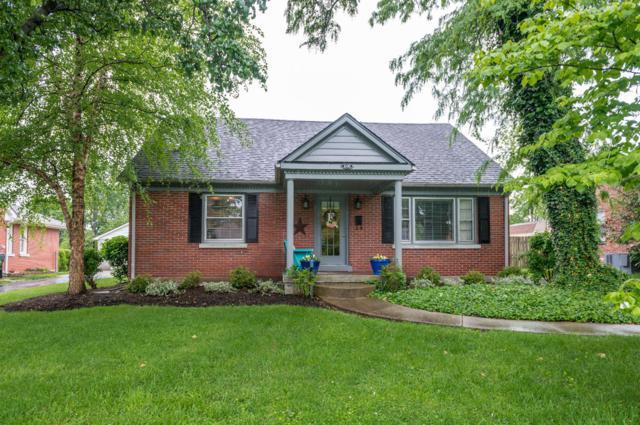 608 Springridge Drive, Lexington, KY 40503 (MLS #1810489) :: Gentry-Jackson & Associates