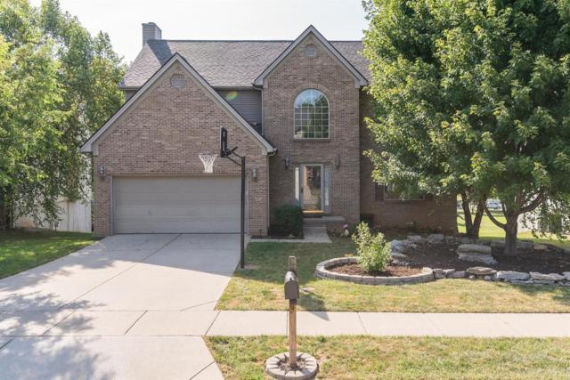 160 Brome Drive, Nicholasville, KY 40356 (MLS #1813743) :: Gentry-Jackson & Associates
