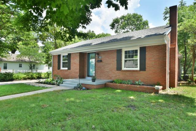 110 Cherrybark Drive, Lexington, KY 40503 (MLS #1813918) :: Gentry-Jackson & Associates