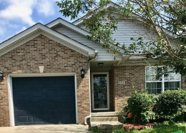 233 Christopher Drive, Nicholasville, KY 40356 (MLS #1816072) :: Gentry-Jackson & Associates