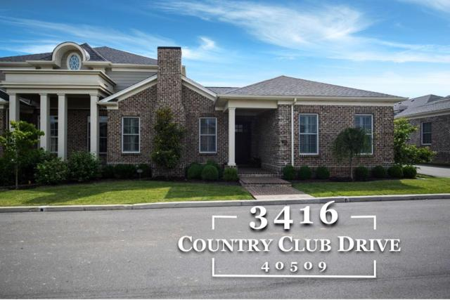 3416 Country Club Drive, Lexington, KY 40509 (MLS #1817047) :: Gentry-Jackson & Associates