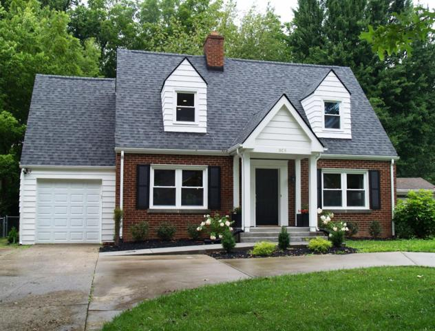 509 Chinoe Road, Lexington, KY 40502 (MLS #1817647) :: Gentry-Jackson & Associates