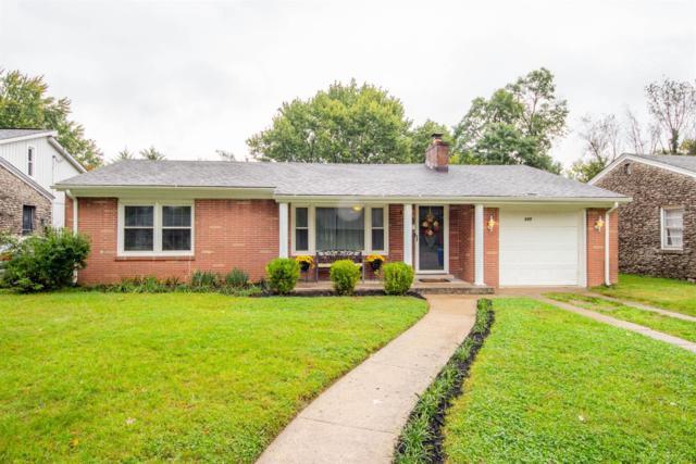 585 Sheridan Drive, Lexington, KY 40503 (MLS #1823578) :: Gentry-Jackson & Associates