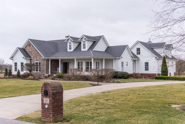 118 Middle Creek Drive, Nicholasville, KY 40356 (MLS #1901899) :: Nick Ratliff Realty Team