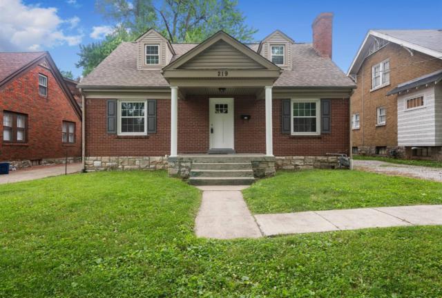 219 Forest Park Road, Lexington, KY 40503 (MLS #1909726) :: Joseph Delos Reyes | Ciara Hagedorn