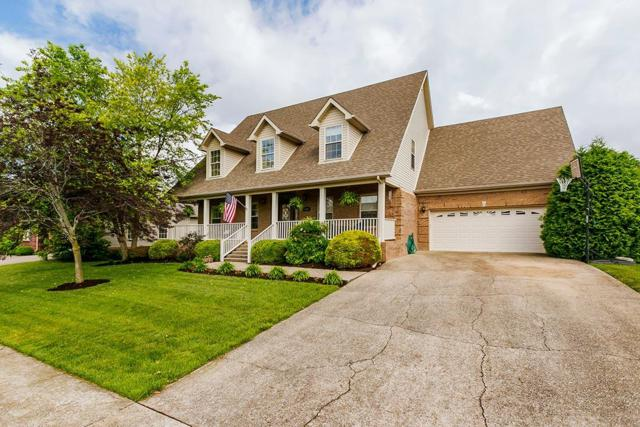 1045 Cedar Ridge Lane, Versailles, KY 40383 (MLS #1910797) :: Nick Ratliff Realty Team