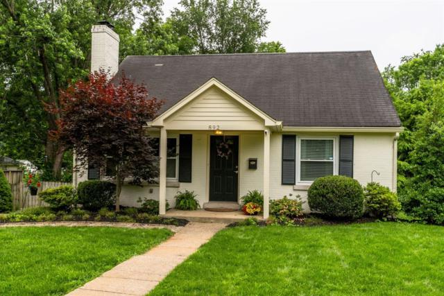 892 Della Drive, Lexington, KY 40504 (MLS #1912891) :: Nick Ratliff Realty Team
