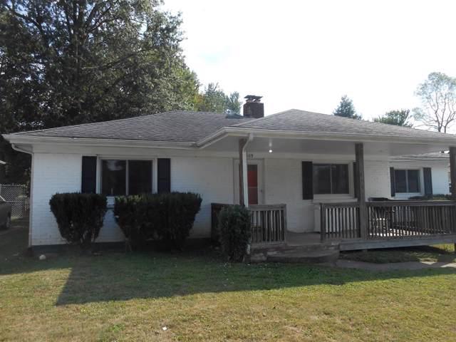 109 Windsor Drive, Richmond, KY 40475 (MLS #1921540) :: Nick Ratliff Realty Team
