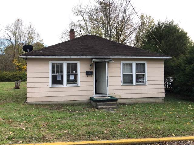 109 Washington Avenue, Berea, KY 40403 (MLS #1925832) :: Nick Ratliff Realty Team