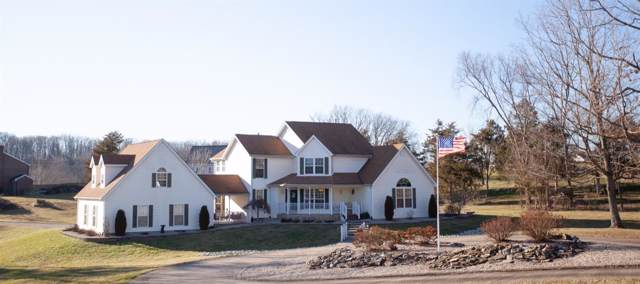 1016 Hawks Nest Lane, Lawrenceburg, KY 40342 (MLS #20000263) :: Nick Ratliff Realty Team