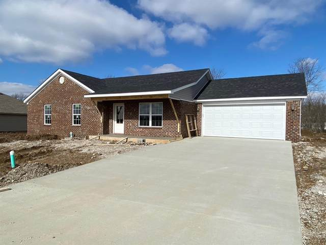 154 Page Drive, Richmond, KY 40475 (MLS #20001006) :: Nick Ratliff Realty Team