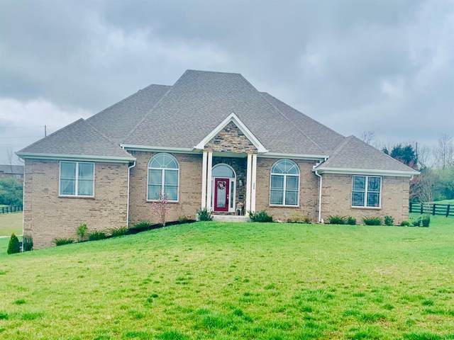 106 Plantation Drive, Richmond, KY 40475 (MLS #20002495) :: Nick Ratliff Realty Team