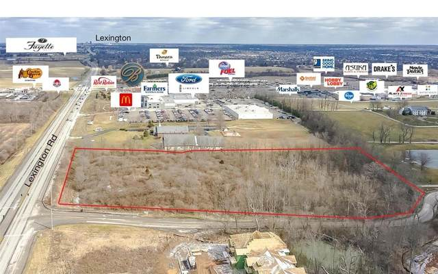4010 Lexington Road, Nicholasville, KY 40356 (MLS #20004342) :: Vanessa Vale Team