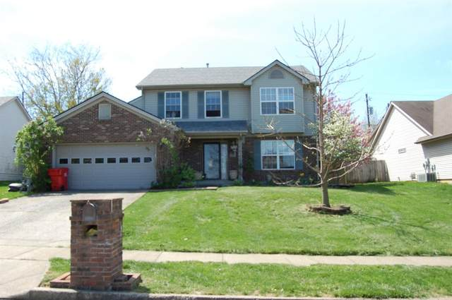124 Ridge View Drive, Nicholasville, KY 40356 (MLS #20005673) :: The Lane Team