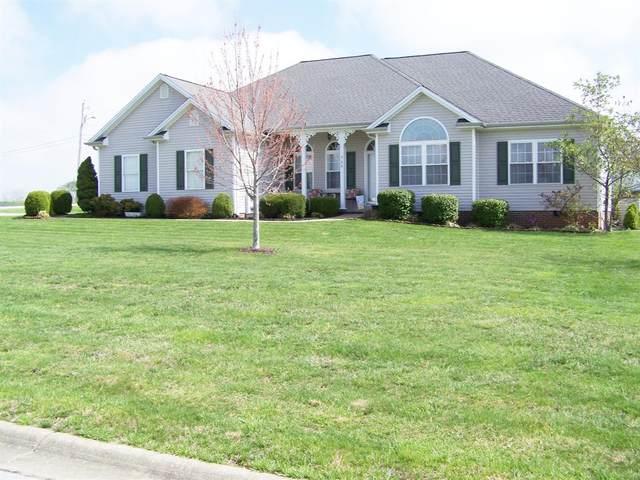 922 Milward Drive, Harrodsburg, KY 40330 (MLS #20005987) :: Nick Ratliff Realty Team