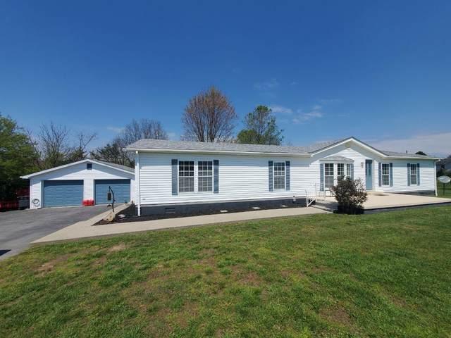135 Kidwell Lane, Waco, KY 40385 (MLS #20007604) :: Robin Jones Group
