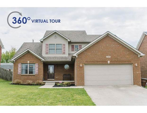 108 Bennett Drive, Nicholasville, KY 40356 (MLS #20007697) :: Shelley Paterson Homes | Keller Williams Bluegrass