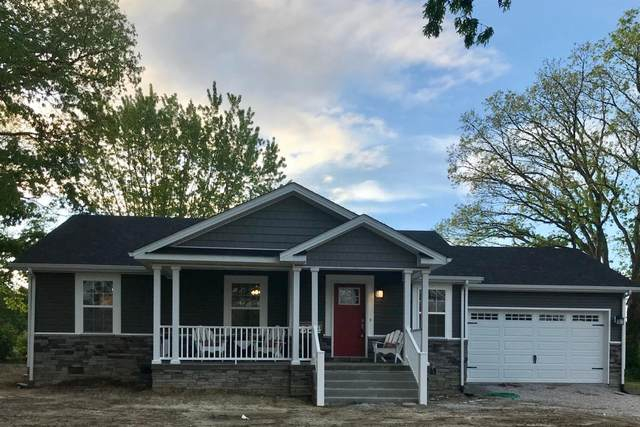 854 Pilot Knob Cemetery Road, Berea, KY 40403 (MLS #20009651) :: Better Homes and Garden Cypress
