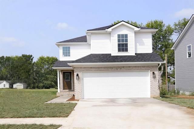 113 Dallas Drive, Nicholasville, KY 40356 (MLS #20012668) :: The Lane Team
