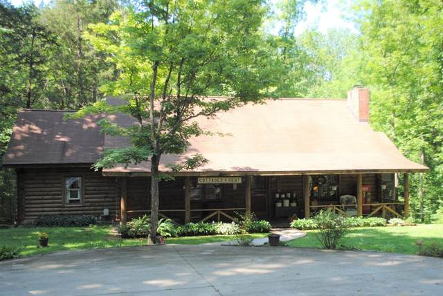 5201 Huntington Woods Road, Frankfort, KY 40601 (MLS #20013366) :: Nick Ratliff Realty Team