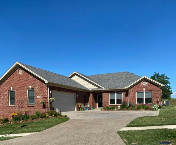 1029 Berry Hill Drive, Frankfort, KY 40601 (MLS #20014142) :: Nick Ratliff Realty Team