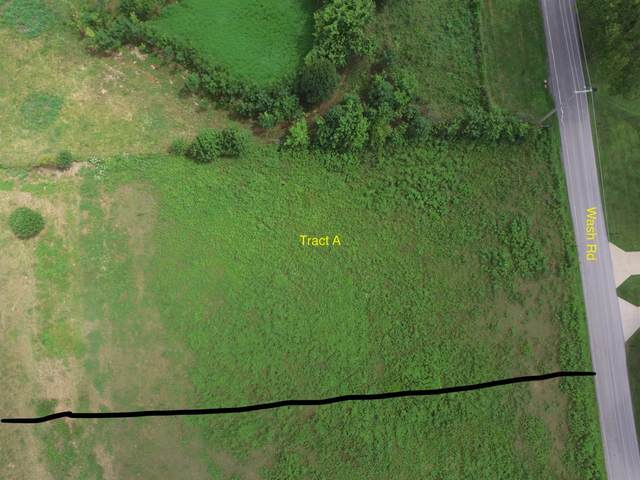 1 Wash Rd Tract A, Frankfort, KY 40601 (MLS #20015657) :: Nick Ratliff Realty Team