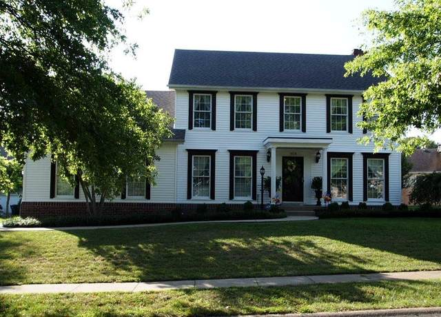 1024 Summer Wind Lane, Lexington, KY 40515 (MLS #20016310) :: Robin Jones Group