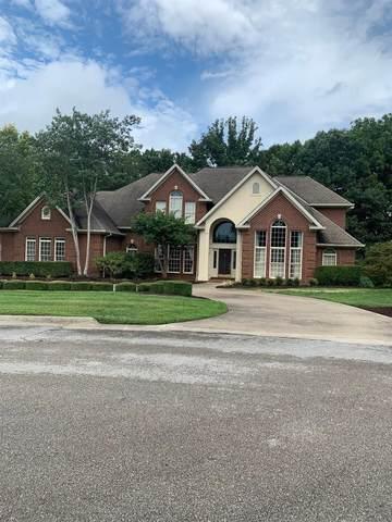 475 Woodside Drive, Somerset, KY 42503 (MLS #20018222) :: Better Homes and Garden Cypress
