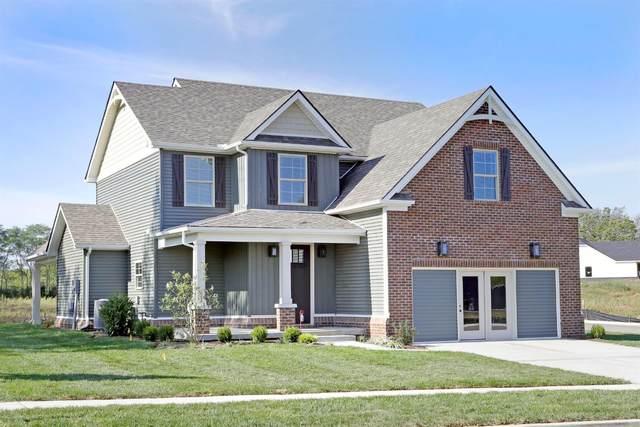 204 Ruth Miller Drive, Georgetown, KY 40324 (MLS #20019806) :: Better Homes and Garden Cypress