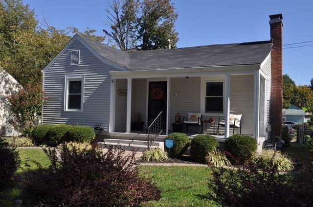 135 Elizabeth Street, Frankfort, KY 40601 (MLS #20020654) :: Nick Ratliff Realty Team