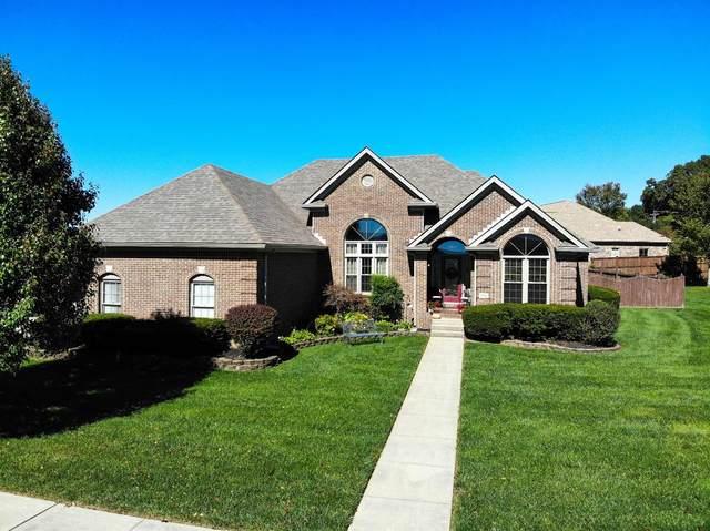 906 Cabernet Drive, Berea, KY 40403 (MLS #20021498) :: Better Homes and Garden Cypress