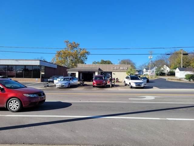 594 E Main Street, Frankfort, KY 40601 (MLS #20023131) :: The Lane Team