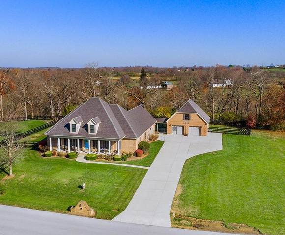 113 Whispering Brook Drive, Nicholasville, KY 40356 (MLS #20023702) :: Better Homes and Garden Cypress