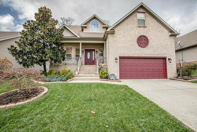 145 Coachman Place, Georgetown, KY 40324 (MLS #20024232) :: Better Homes and Garden Cypress