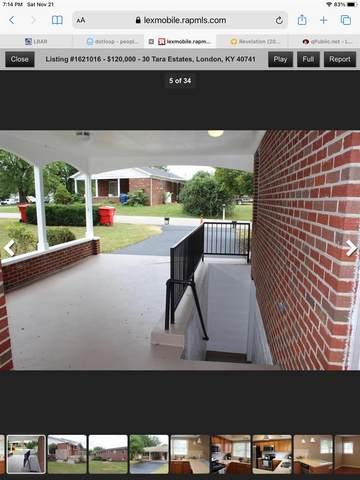 30 Tara Estates, London, KY 40744 (MLS #20024237) :: Better Homes and Garden Cypress