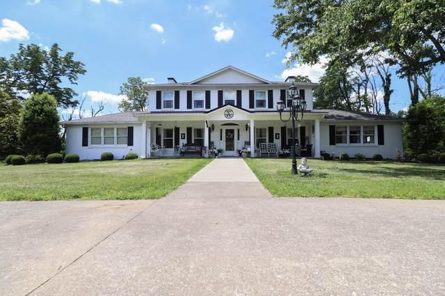 127 Old Farm Road, Richmond, KY 40475 (MLS #20101682) :: Robin Jones Group