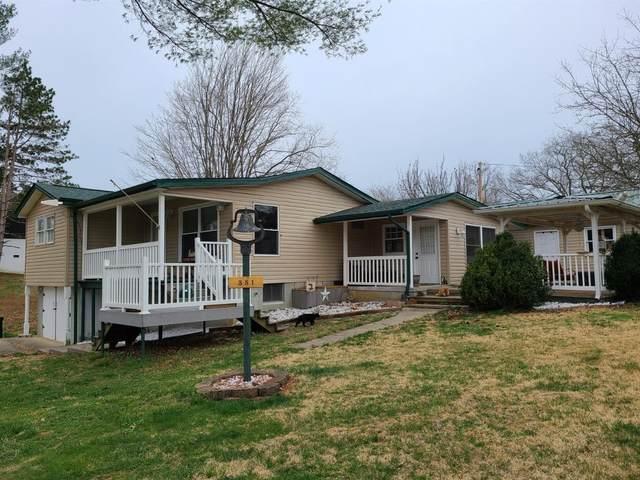 351 W Sellars Road, Nancy, KY 42544 (MLS #20104670) :: Nick Ratliff Realty Team