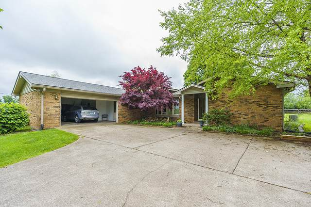 167 Midway Road, Georgetown, KY 40324 (MLS #20107359) :: Better Homes and Garden Cypress