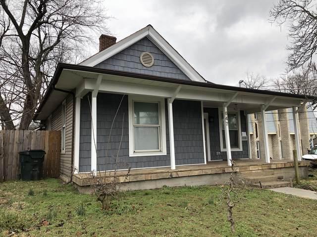 647 N Limestone, Lexington, KY 40508 (MLS #20107949) :: Robin Jones Group
